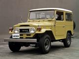 Toyota Land Cruiser (BJ40V) 1973–79 images