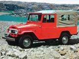 Toyota Land Cruiser (BJ40) 1973–79 photos