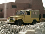 Toyota Land Cruiser (BJ40L) 1973–79 pictures