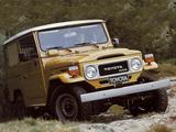 Toyota Land Cruiser (BJ40VL) 1973–79 wallpapers