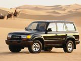 Toyota Land Cruiser 80 US-spec (HZ81V) 1989–94 images