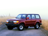 Toyota Land Cruiser 80 US-spec (HZ81V) 1989–94 pictures