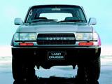 Toyota Land Cruiser 80 VAN VX-Limited JP-spec (HZ81V) 1989–92 wallpapers