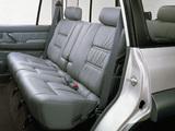 Toyota Land Cruiser 80 Wagon VX JP-spec (HZ81V) 1995–97 images