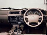 Toyota Land Cruiser 80 VAN VX-Limited JP-spec (HZ81V) 1995–97 images