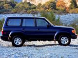Toyota Land Cruiser 80 US-spec (HZ81V) 1995–97 photos