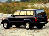 Toyota Land Cruiser 80 US-spec (HZ81V) 1995–97 photos