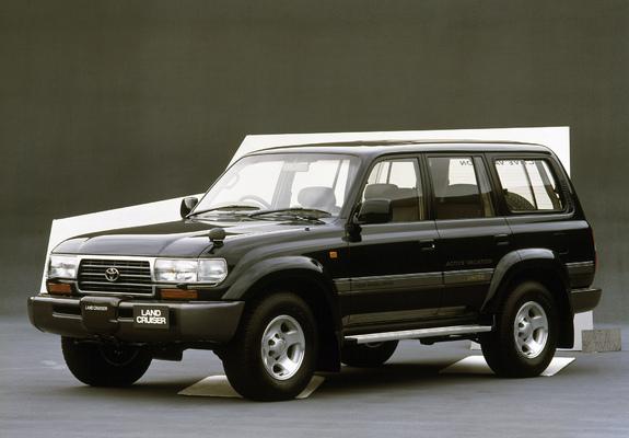 1995 toyota land cruiser 80 vx