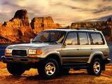 Toyota Land Cruiser 80 40th Anniversary (HZ81V) 1997 images