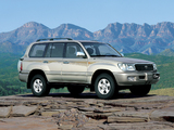 Toyota Land Cruiser 100 VX UAE-spec (J100-101) 1998–2002 images