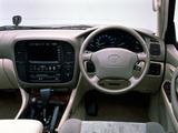 Toyota Land Cruiser 100 Wagon VX JP-spec (UZJ100W) 1998–2002 images