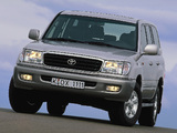 Toyota Land Cruiser 100 VX (J100-101) 1998–2002 photos