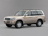 Toyota Land Cruiser 100 VX UAE-spec (J100-101) 1998–2002 pictures