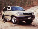 Toyota Land Cruiser 100 GXL AU-spec (J100-101) 1998–2002 pictures
