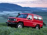 Toyota Land Cruiser Troop Carrier (J78) 1999–2007 photos