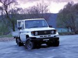 Toyota Land Cruiser Cab Chassis (J79) 1999–2007 wallpapers