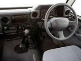Toyota Land Cruiser (J76) 1999–2007 wallpapers
