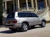 Toyota Land Cruiser 100 VX (J100-101) 2002–05 pictures