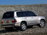 Toyota Land Cruiser 100 VX (J100-101) 2002–05 pictures