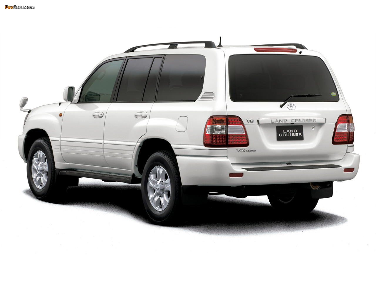 Kelebihan Kekurangan Toyota Land Cruiser 2005 Spesifikasi