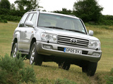 Toyota Land Cruiser Amazon (J100-101) 2005–06 wallpapers