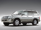 Toyota Land Cruiser 100 Wagon VX Limited 60th Special Edition (HDJ101K) 2006–07 images