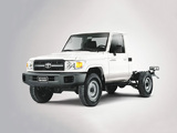 Toyota Land Cruiser Cab Chassis (J79) 2007 images
