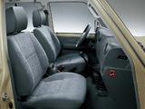 Toyota Land Cruiser UAE-spec (J76) 2007 images