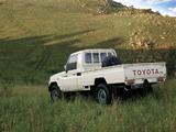 Toyota Land Cruiser Pickup ZA-spec (J79) 2007 images