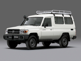 Toyota Land Cruiser UAE-spec (J78) 2007 pictures
