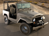 ICON Toyota Land Cruiser (FJ40) 2007 pictures