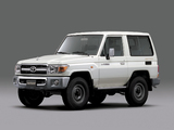 Toyota Land Cruiser (J71) 2007 pictures