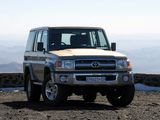Toyota Land Cruiser ZA-spec (J76) 2007 pictures