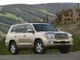 Toyota Land Cruiser 200 US-spec (URJ200) 2007–12 wallpapers