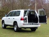 Toyota Land Cruiser 200 DLX UAE-spec (UZJ200) 2011 photos