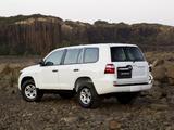Toyota Land Cruiser 200 Turbo-diesel GX Wagon AU-spec (VDJ200) 2012 photos