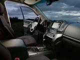 Toyota Land Cruiser 200 60th Anniversary (UZJ200) 2011 photos