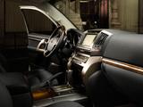 Toyota Land Cruiser 200 60th Anniversary (UZJ200) 2011 pictures