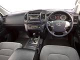 Toyota Land Cruiser 200 Turbo-diesel GX Wagon AU-spec (VDJ200) 2012 wallpapers