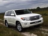 Toyota Land Cruiser 200 GXL AU-spec (VDJ200) 2012 images