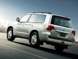 Toyota Land Cruiser VX-R CN-spec (UZJ200W) 2012 photos
