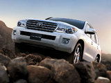 Toyota Land Cruiser 200 VX-R UAE-spec (UZJ200) 2012 pictures