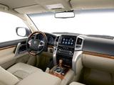 Toyota Land Cruiser 200 (URJ200) 2012 wallpapers