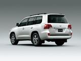 Toyota Land Cruiser 200 VX-R UAE-spec (UZJ200) 2012 wallpapers