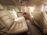 Toyota Land Cruiser V8 (URJ200) 2012 wallpapers
