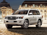 Toyota Land Cruiser 200 Brownstone (URJ200) 2014 wallpapers
