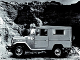 Toyota Land Cruiser (FJ43L) 1960–73 wallpapers