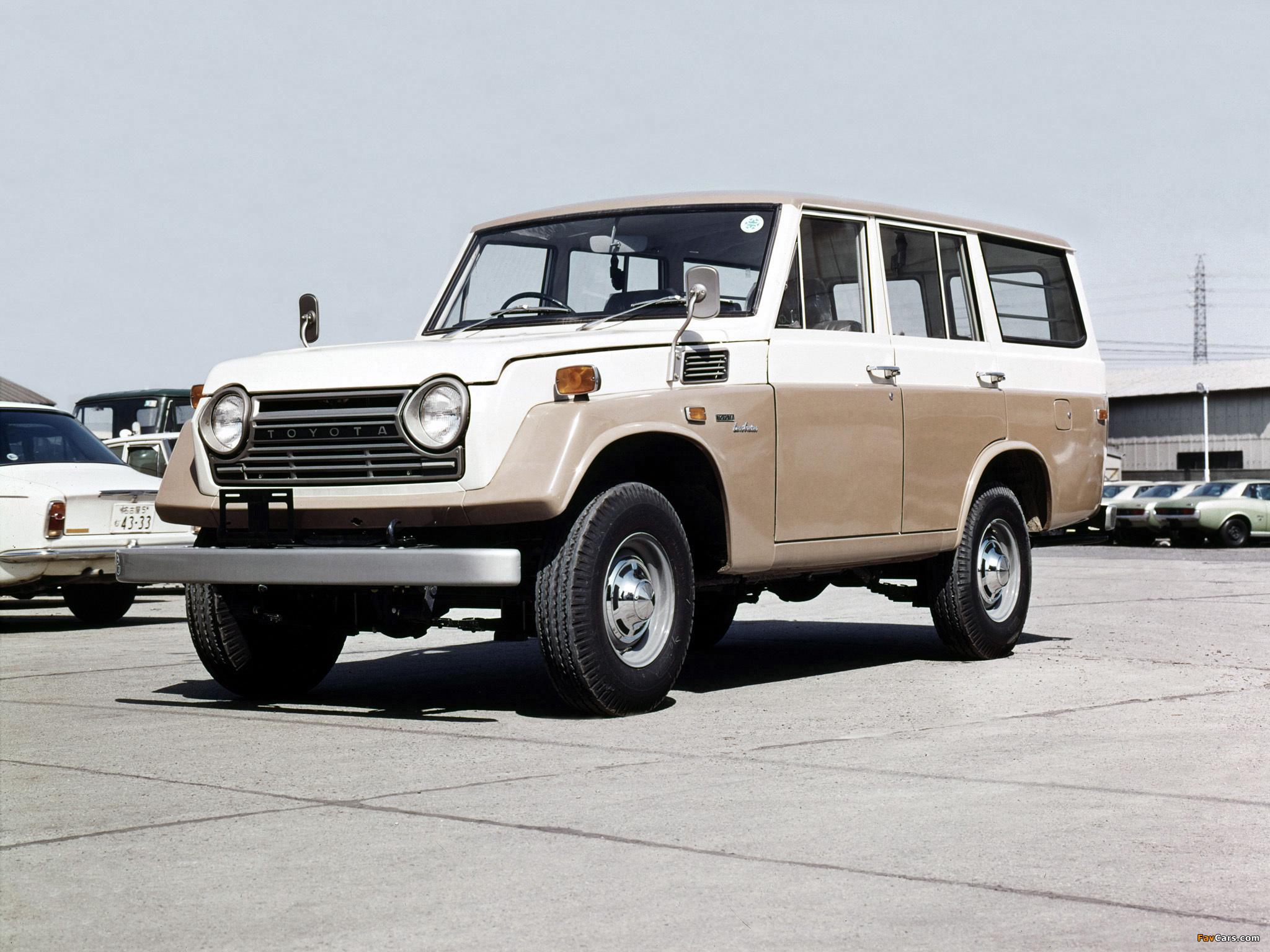 Toyota Land Cruiser 50 Kcq Jp Spec Fj55v 1967 75 Photos