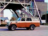 Toyota Land Cruiser 50 KQ JP-spec (FJ56V) 1975–79 images