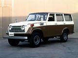 Toyota Land Cruiser 50 KQ JP-spec (FJ56V) 1975–79 pictures